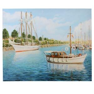 Obraz na plátně Lodě