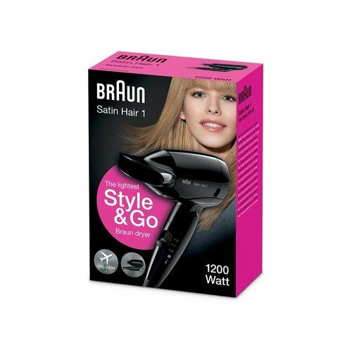 Braun Satin Hair 1 HD 130 cestovní fén