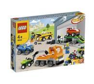 Lego Creator Bav se s autíčky, vícebarevná