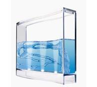 Antquarium, transparentní