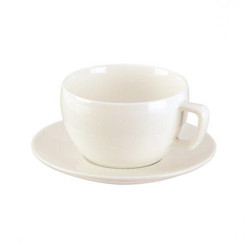 Tescoma CREMA Reggelizős csésze, tányérkával