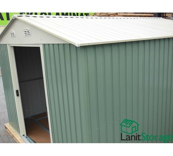 Záhradný domček na náradie LanitStorage 8x6 (5,27 m2)
