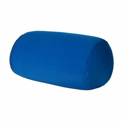 Relaxačný vankúš s gulôčkami Neon, modrá
