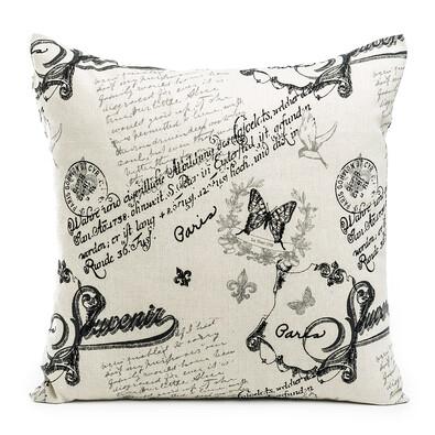 Povlak na polštářek Romance, 45 x 45 cm