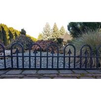 Bolt Kerti kerítés barna, 2,3 m