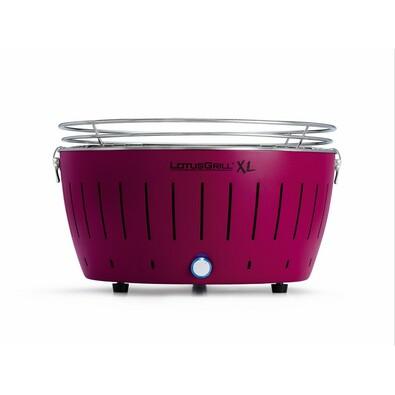 LotusGrill XL Gril fialová