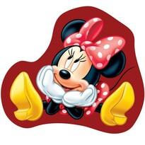 Pernă cu formă aparte Minnie baby, 31 x 24 cm