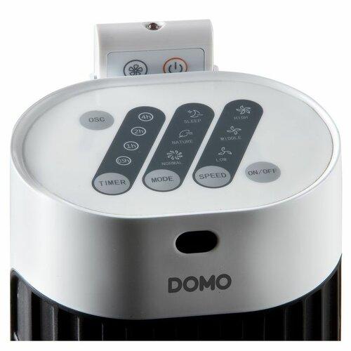 DOMO DO8126 stĺpový ventilátor s ovládaním
