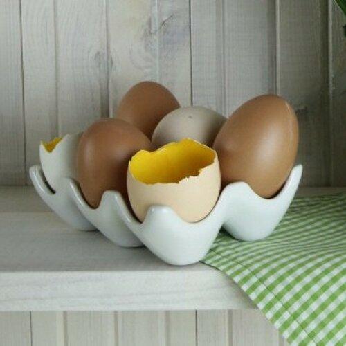 Altom Dekorační talíř na 6 vajec
