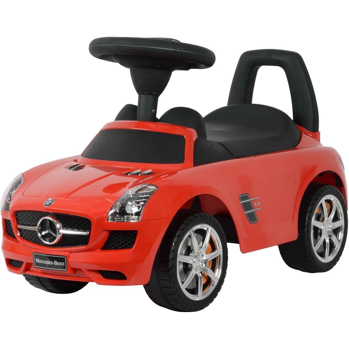 Odrážedlo Buddy Toys Mercedes červené