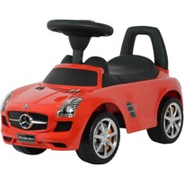 Buddy Toys BPC 5111 Odstrkovadlo Mercedes Benz SLS, červená