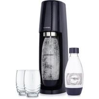 SodaStream SPIRIT výrobník perlivej vody, tm. modrá
