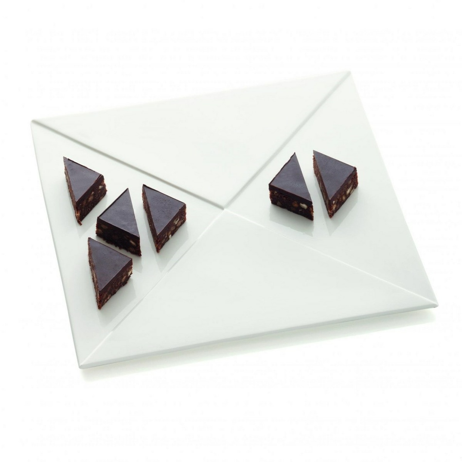 Maxwell & Williams Servírovací podnos Trojuholník,