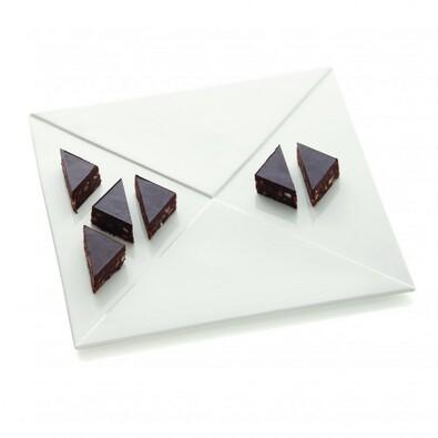 Maxwell & Williams Metrix servírovací podnos trojúhelník