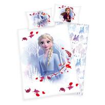Detské bavlnené obliečky do postieľky Frozen 2 Believe journey, 100 x 135 cm, 40 x 60 cm
