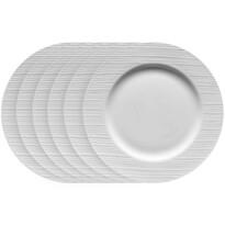 Mäser Angelina desszertes tányér készlet, 20 cm, 6 db-os
