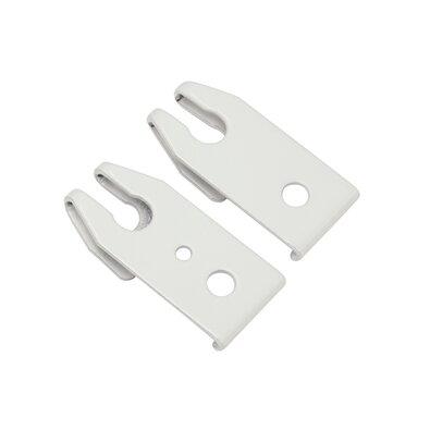 Nosník stropní kovový U-Ext, bílá, 2páry