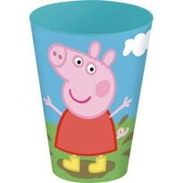 Plastový téglik Peppa Pig 430 ml