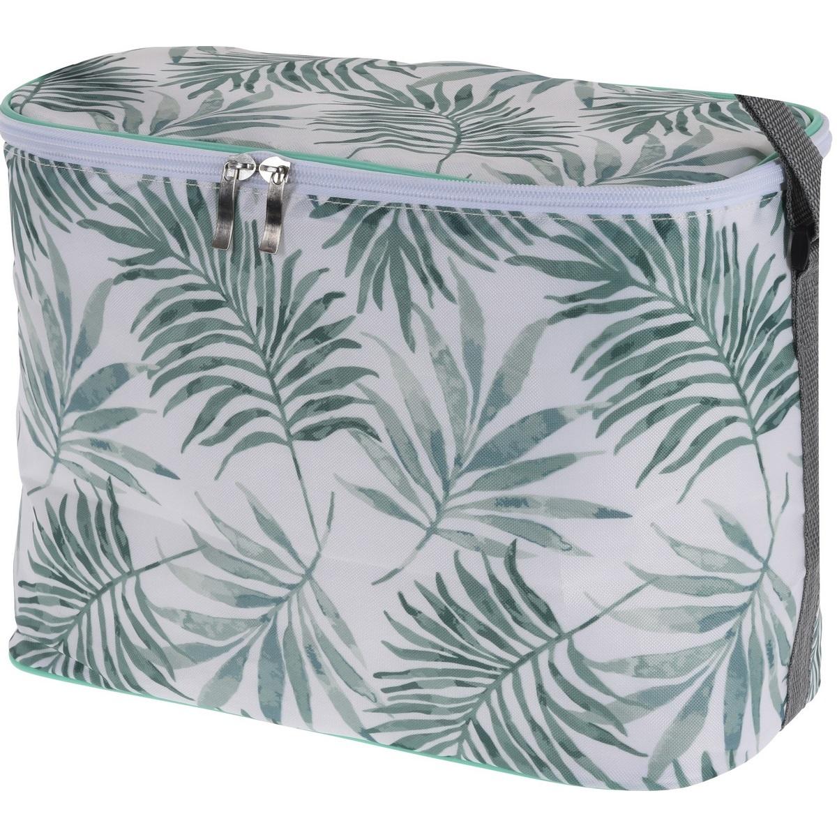 Koopman Chladicí taška Malibu zelená, 30,5 x 16 x 21,5 cm