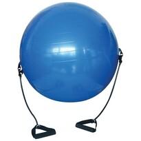 Gymnastický míč s expandéry 650 mm