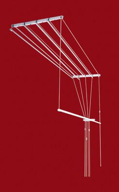 Stropní sušák 1,2 m, 6x tyč