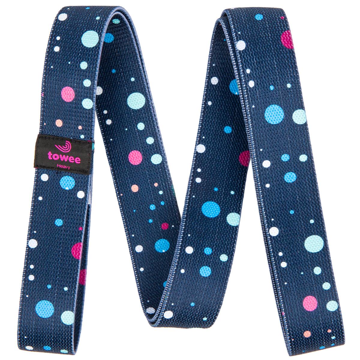 Towee Textilní odporová guma se zarážkou do dveří Cosmic, silný odpor