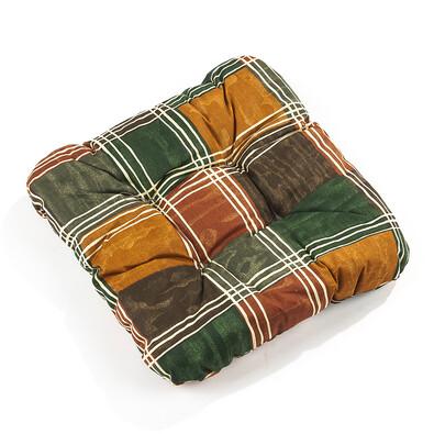 Podsedáky na židle Mariana, čtverce, 35 x 35 cm, sada 2 ks