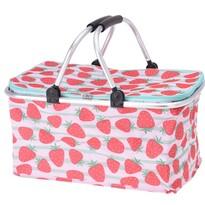 Koszyk chłodzący Strawberry, 48 x 28 x 24 cm