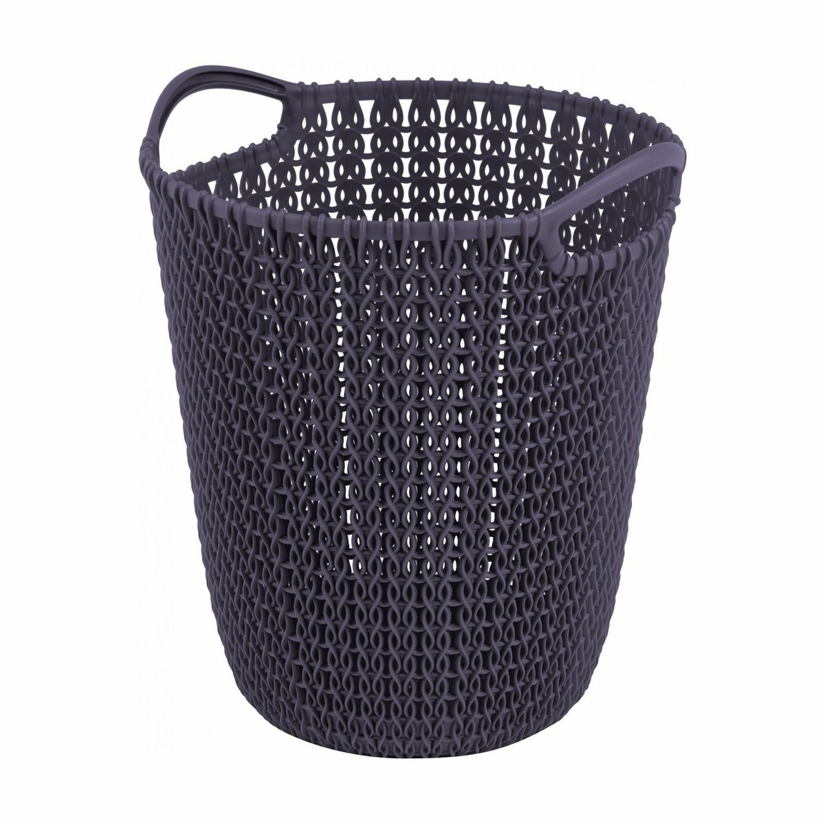 Curver Odpadkový kôš na papier Knit, 7 l, fialová