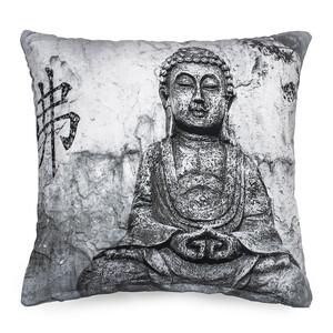 Povlak na polštářek Buddha, 45 x 45 cm