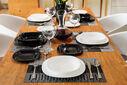 Luminarc 18dílná jídelní sada Carine