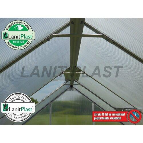 Skleník Lanit Plast Plugin NEW 6x12 Plus