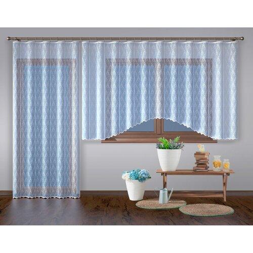 Záclona Diana, 400 x 150 cm