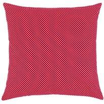 Vankúšik Rita Bodka červená, 40 x 40 cm