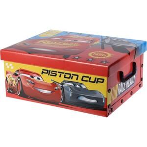 Úložný box Cars 37 x 31 x 16 cm