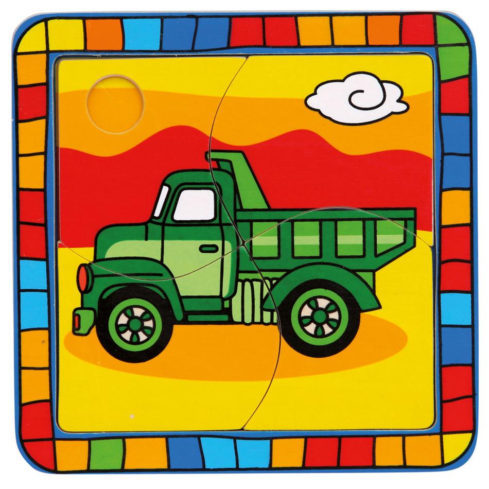 Bino Puzzle náklaďák