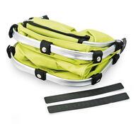 Skládací košík, zelená