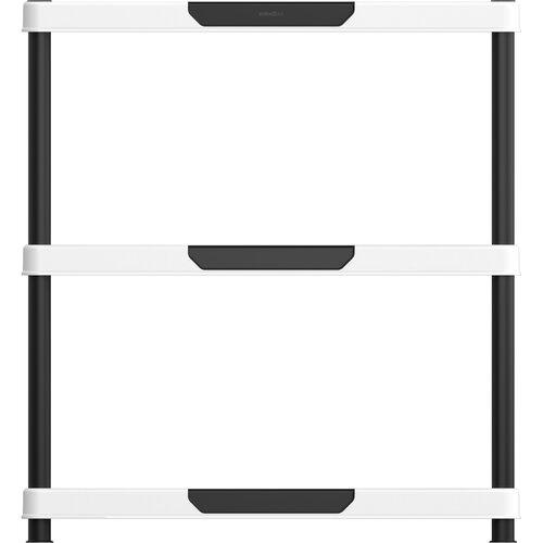 Duramax Plastový regál 3 police, 90 x 45 x 98 cm