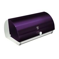 Berlinger Haus kenyértartó Purple Metallic Line