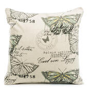 Povlak na polštářek Butterfly, 45 x 45 cm