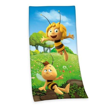 Maja a méhecske törölköző, 75 x 150 cm