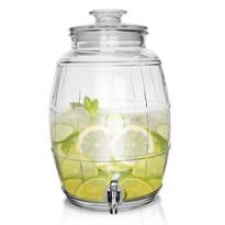 Orion Sticlă pentru băuturi cu robinet BUTOI, 10 l