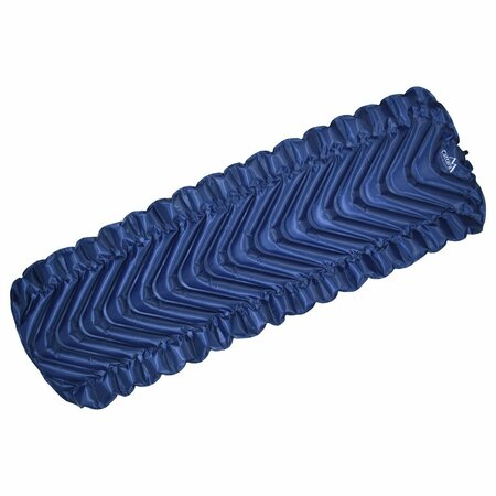 Cattara felfújható matrac kék, 215 x 69 x 5 cm