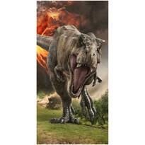 Jurassic World Volcano törölköző, 70 x 140 cm