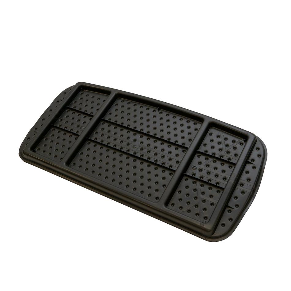 Fave Odkapávač na boty velký černá, 79 x 39 cm
