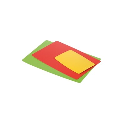 Tescoma Kuchyňské prkénko z plastu 3 ks