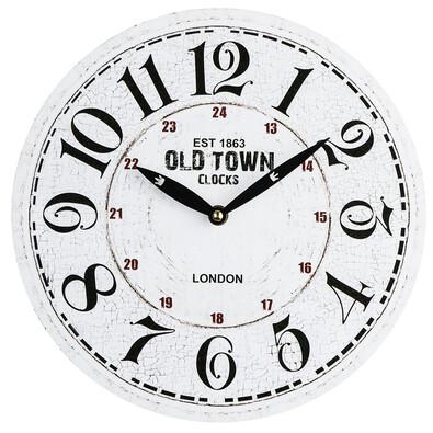 Nástenné hodiny Old Town