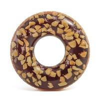 Colac gonflabil Intex Donut, maro