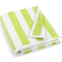 Ręcznik plażowy oliwkowy, 100 x 150 cm