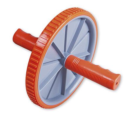 Posilovací kolečko SportWell, oranžová, pr. 24 cm
